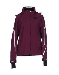 Icepeak Coats And Jackets Jackets Women Purple