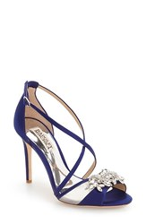 Badgley Mischka Women's 'Gala' Crystal Embellished Evening Sandal