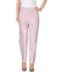 Jil Sander Trousers Casual Trousers Women Pink