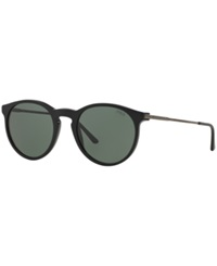 Polo Ralph Lauren Sunglasses Polo Ralph Lauren Ph4096 50 Black Green