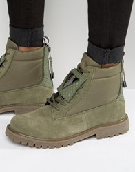 Cayler And Sons Hibachi Boots Green