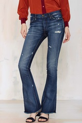 Nasty Gal Blank Nyc D.A.R.E. Flare Jeans