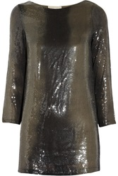 Michael Michael Kors Sequined Jersey Tunic