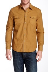 Jeremiah Knox Shirt Brown