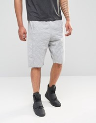 Religion Box Shorts Grey