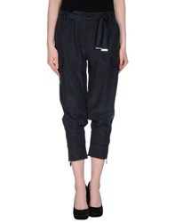 Cnc Costume National Costume National Trousers 3 4 Length Trousers Women