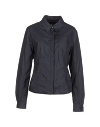 313 Tre Uno Tre Jackets Dark Blue