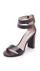 Dkny Roberta Ankle Strap Sandals Black