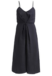 The Fifth Label Love Is A Place Jumpsuit Navy Dark Blue