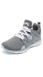 Apl Athletic Propulsion Labs Ascend Sneakers Cosmic Grey Metallic Silver