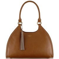 Radley Ormond Large Leather Tote Bag Tan