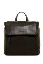 Cole Haan Felicity Leather Backpack Black