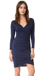 Velvet Beatriz Dress Delft