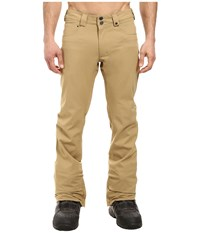 Burton Twc Greenlight Pant Kelp Men's Casual Pants