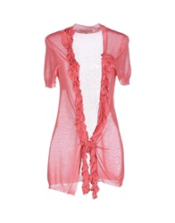 Just For You Cardigans Pastel Pink