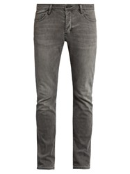Neuw Denim Iggy Skinny Jeans Light Grey