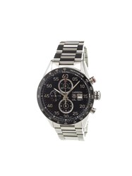 Tag Heuer 'Carrera Automatik Chronograph' Analog Watch Stainless Steel