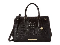 Brahmin Finley Carryall Black Handbags