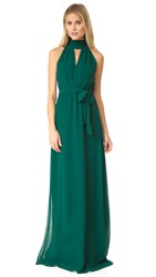 Joanna August Riggs Long Dress Emerald Eyes