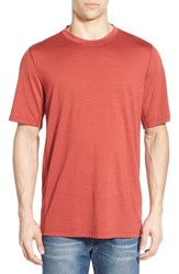 Men's Ibex 'All Day Weightless Wool Blend' T Shirt