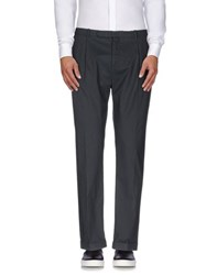 Paolo Pecora Trousers Casual Trousers Men Lead