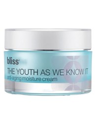 Bliss The Youth As We Know It Moisture Cream No Color