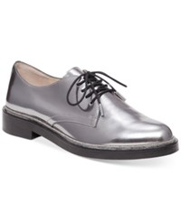 Vince Camuto Ciana Tailored Oxfords Women's Shoes Radient Silver
