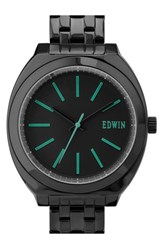 Women's Edwin 'Era' Bracelet Watch 40Mm