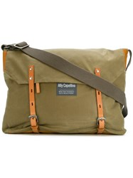 Ally Capellino 'Jeremy' Satchel Green