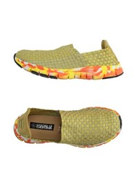 Colors Of California Footwear Low Tops And Trainers Women Gold