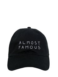 Nasaseasons Almost Famous Embroidered Baseball Hat