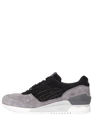 Asics Gel Respector Color Block Nubuk Sneakers