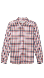 Shipley And Halmos Gingham Sport Shirt