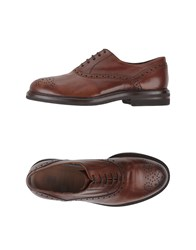 Brunello Cucinelli Footwear Lace Up Shoes Men Cocoa