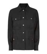 Rag And Bone Field Jacket Female Black