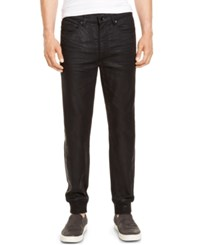 Kenneth Cole New York Skinny Fit Black Wash Jeans
