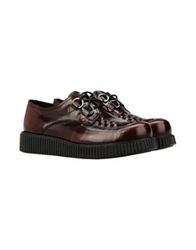 George J. Love Lace Up Shoes Maroon