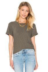 Theory Leibay Tee Olive