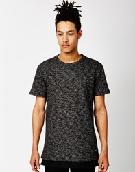 Only And Sons Mode Short Sleeve Sweatshirt Grey