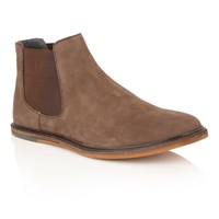 Frank Wright Vogts Mens Boots Brown