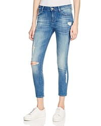 Dl1961 Florence Crop Jeans In Punk