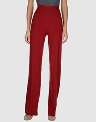Base London Base Casual Pants Red