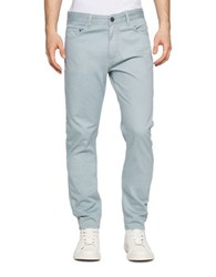Calvin Klein Jeans Tapered Chino Pants Blue