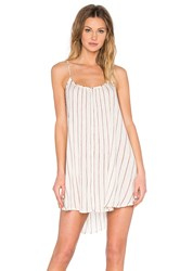 Amuse Society Bowie Dress White