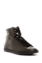 Kenneth Cole Reaction Think I Can High Top Sneaker Black