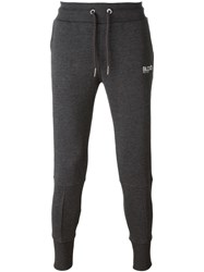 Blood Brother Cuffed Sweatpants Grey