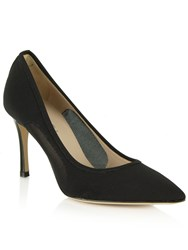 Daniel Bakersfield Mesh Court Shoes Black