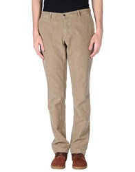 Kaos Trousers Casual Trousers Men Sand