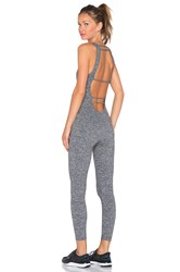 Koral Activewear Core Jet Jumpsuit Gray