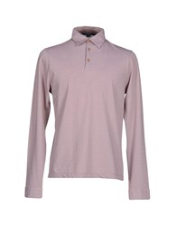 Seventy Topwear Polo Shirts Men Light Brown